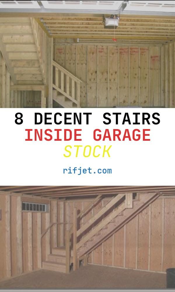 Stairs Inside Garage Awesome Custom Garage Features Blue Sky Builders