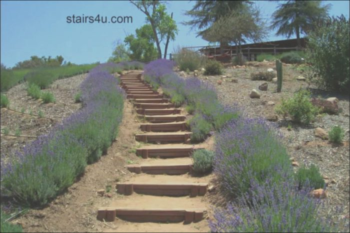 14 Useful Stairs Landscape Ideas Collection