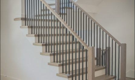 Stairs Modern Style Lovely Modern Railing Design southern Staircase