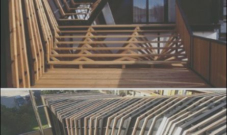 Stairs Roof Architecture Inspirational Named after A Stratified Geo formation the Esker House