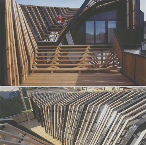 8 Appealing Stairs Roof Architecture Gallery