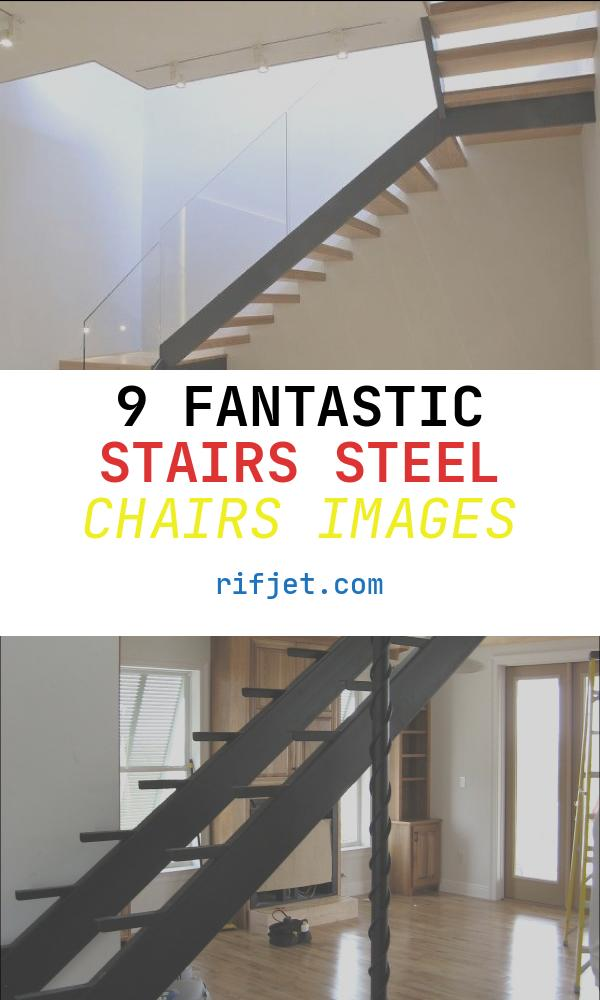 Stairs Steel Chairs Elegant Accessories & Furniture Alluring Stair with Metal Stinger