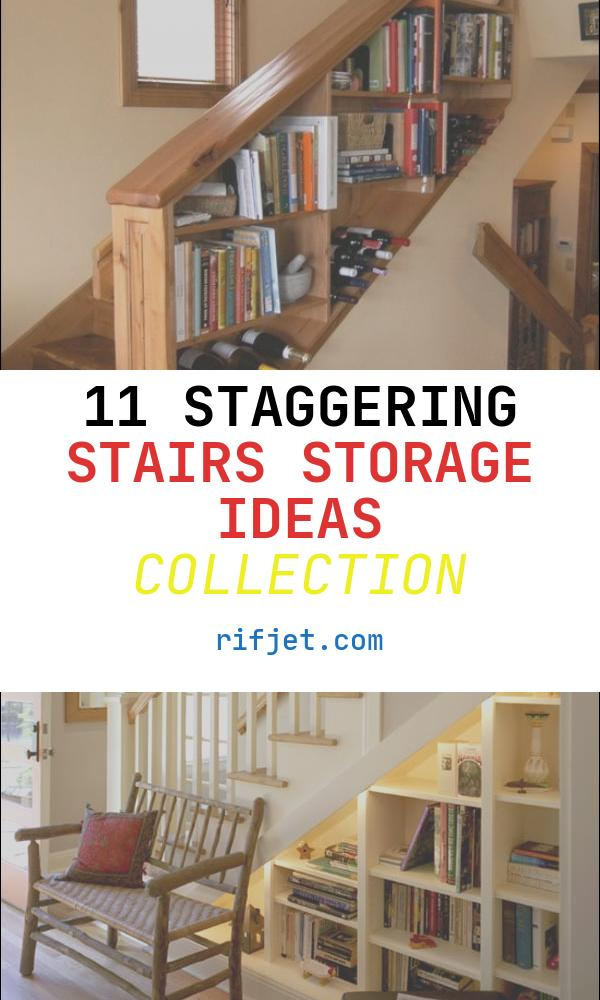 Stairs Storage Ideas Best Of 10 Clever Stairs Storage Ideas Hative