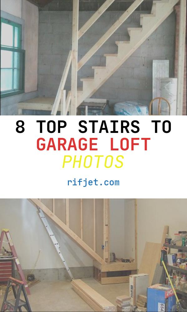 Stairs to Garage Loft Inspirational 12 Best Images About Garage Ideas On Pinterest