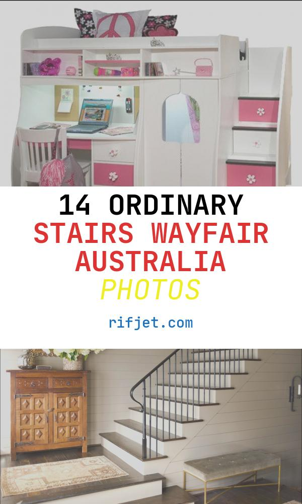 Stairs Wayfair Australia Elegant the One Berg Twin Loft with Central Play area & Desk