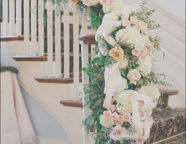 9 Minimalist Stairs Wedding Decor Gallery