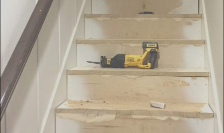 Stairs Wood Diy Inspirational Stairway Makeover Swapping Carpet for Laminate the