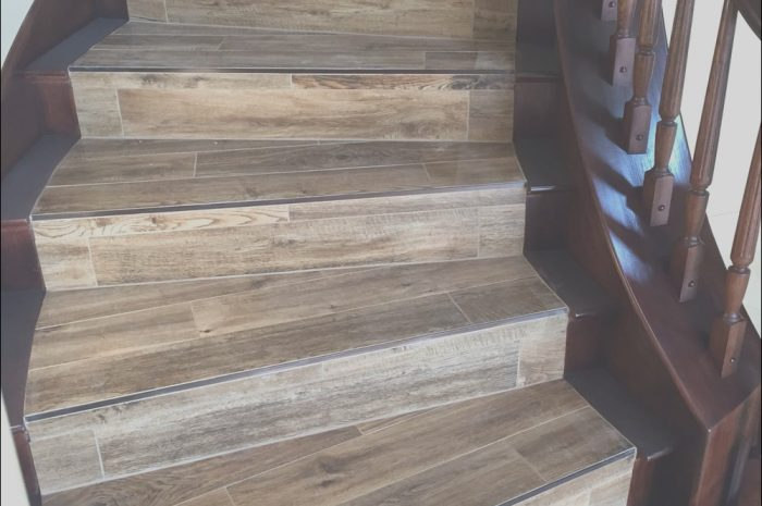9 Conventional Stairs Wooden Tiles Photography