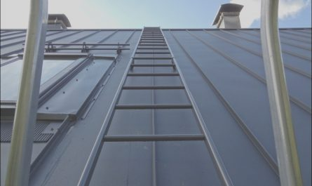Steel Roof Stairs Inspirational An Amateur S Ventures On Life the Roof