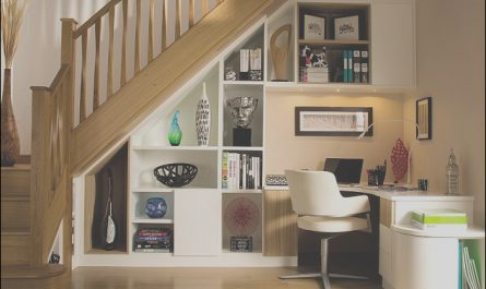 Study Table Design Under Stairs Best Of Life Below Stairs How to the Most Out Of that Awkward