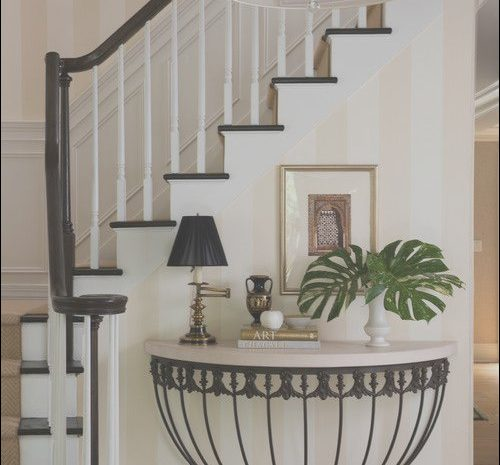 10 Liveable top Of Stairs Table Stock