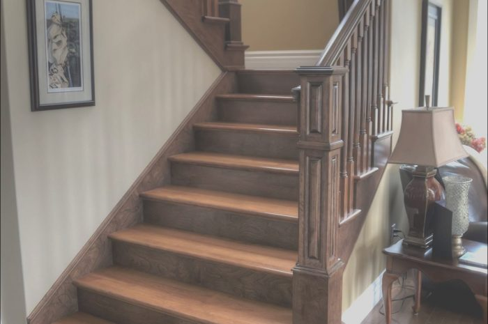 10 Clean Two tone Stairs Design Gallery