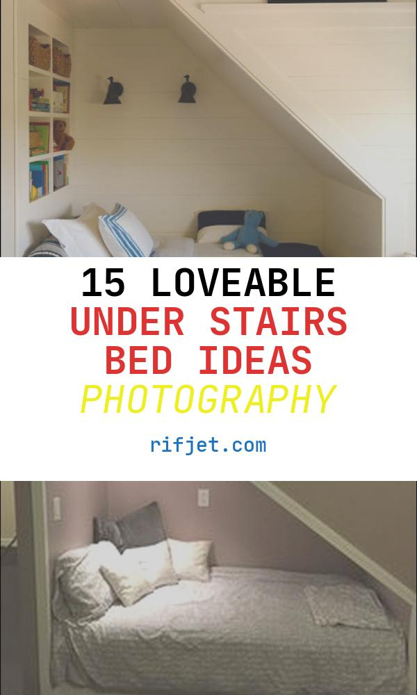 Under Stairs Bed Ideas Beautiful Remodelaholic