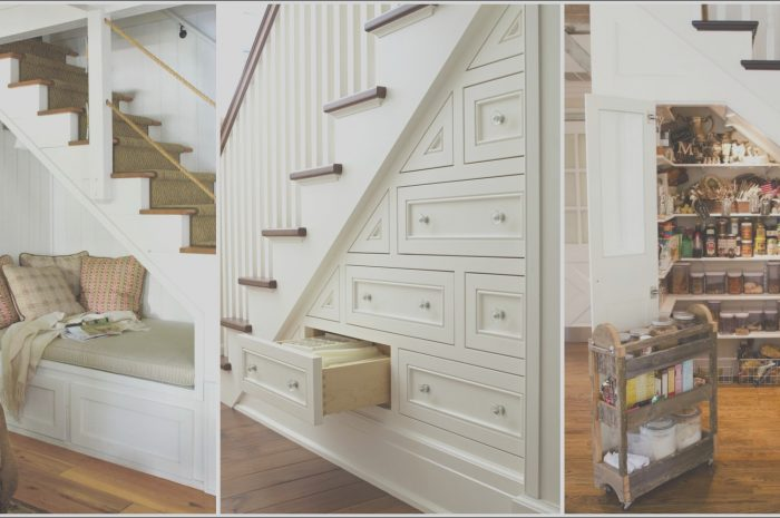 11 Marvelous Under Stairs Decorating Ideas Collection