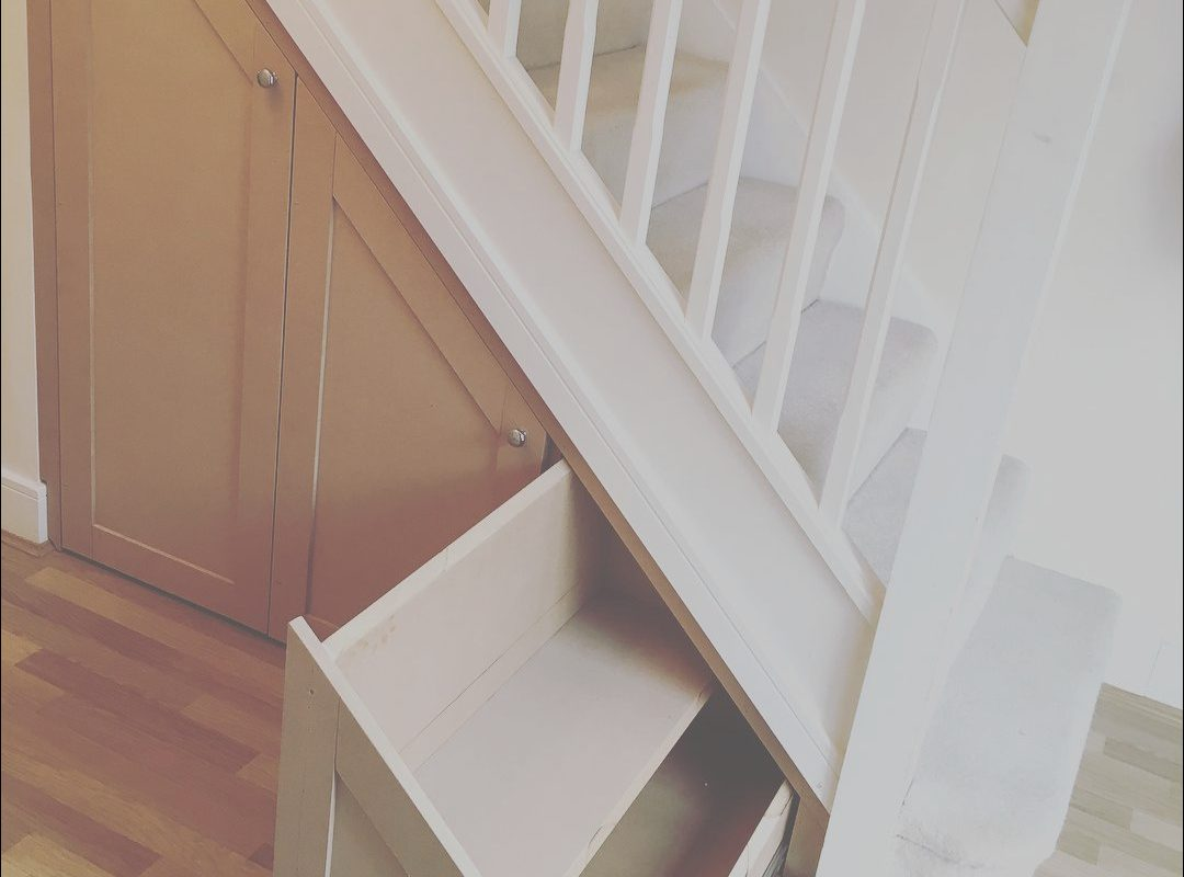 Under Stairs Fitted Furniture Lovely Understairs Shoe Storage and Cupboard Fitted today Great