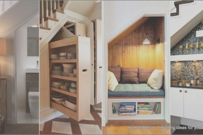 13 Vast Under Stairs Furniture Designs Images