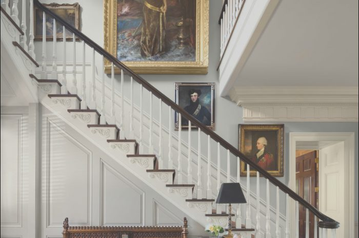 9 Outstanding Victorian Stairs Design Collection