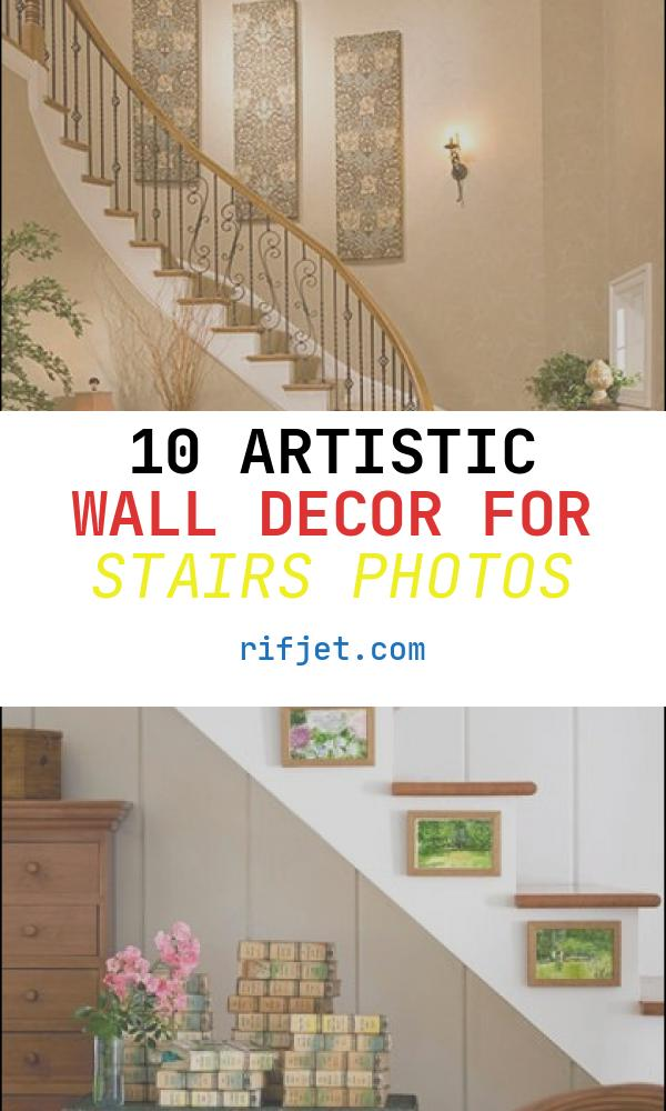 Wall Decor for Stairs Lovely Wall Decor but the Stairs are Amazing Pinned by
