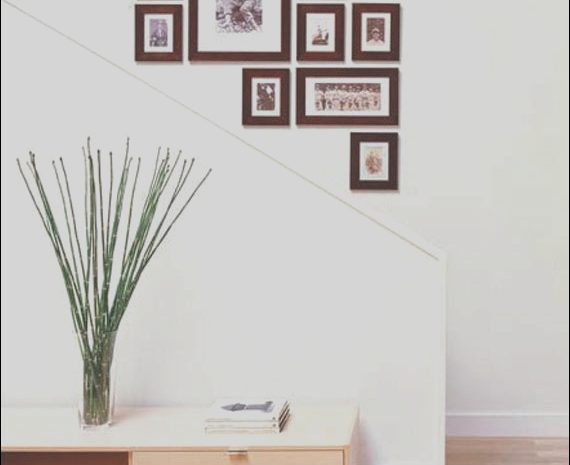 11 Trending Wall Decor Under the Stairs Image