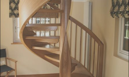 Wooden Stairs Design Uk Beautiful Wooden Spiral Staircases – British Spirals & Castings