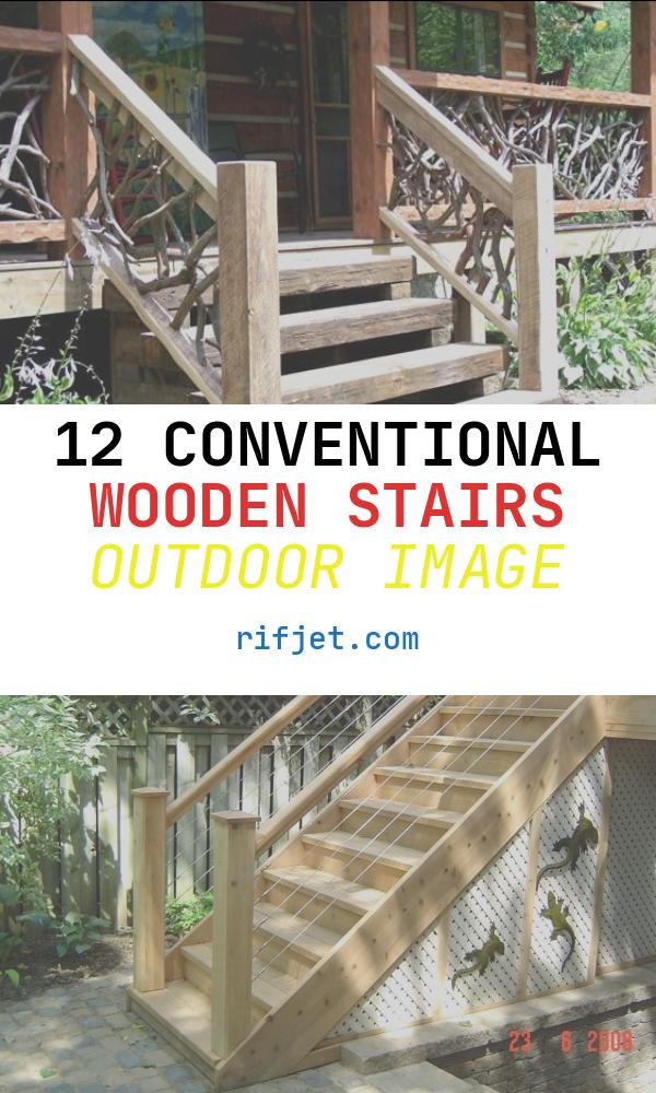 Wooden Stairs Outdoor New Outdoor Wooden Stairs Giving Unique Warm Look to Modern