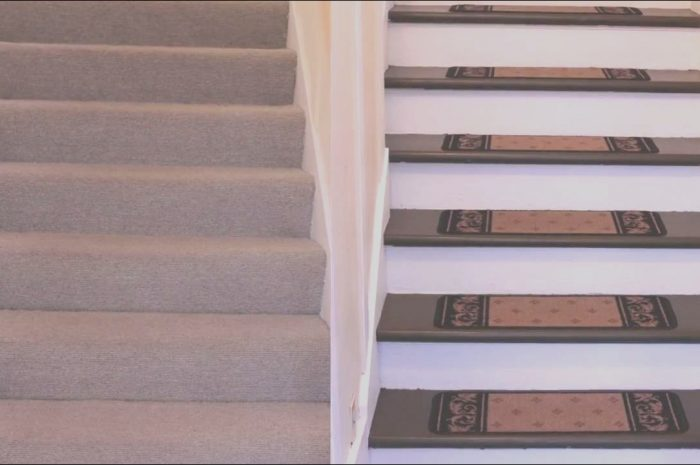 12 Great Wooden Stairs with Carpet Photos