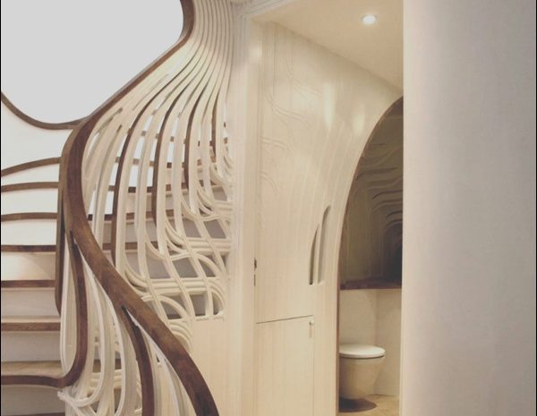 8 Awesome Amazing Stairs Design Photos