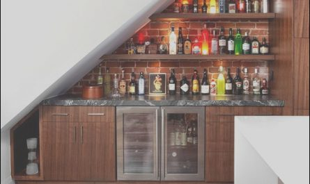 Bar Under Stairs Design Luxury Bar Under Stairs Home Design Ideas Remodel and