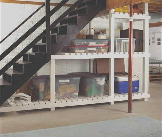 14 Pleasing Basement Under Stairs Ideas Photography