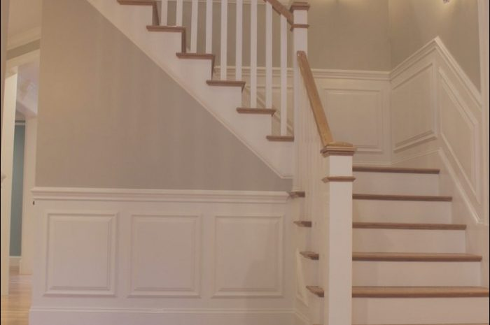 13 Pretty Best Paint to Use On Wooden Stairs Images