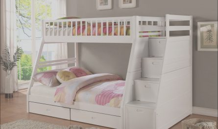 Bunk Beds with Stairs Wayfair Best Of Wildon Home Dakota Twin Over Full Bunk Bed with Storage