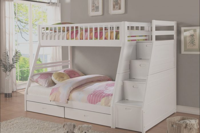 14 Wondeful Bunk Beds with Stairs Wayfair Photos