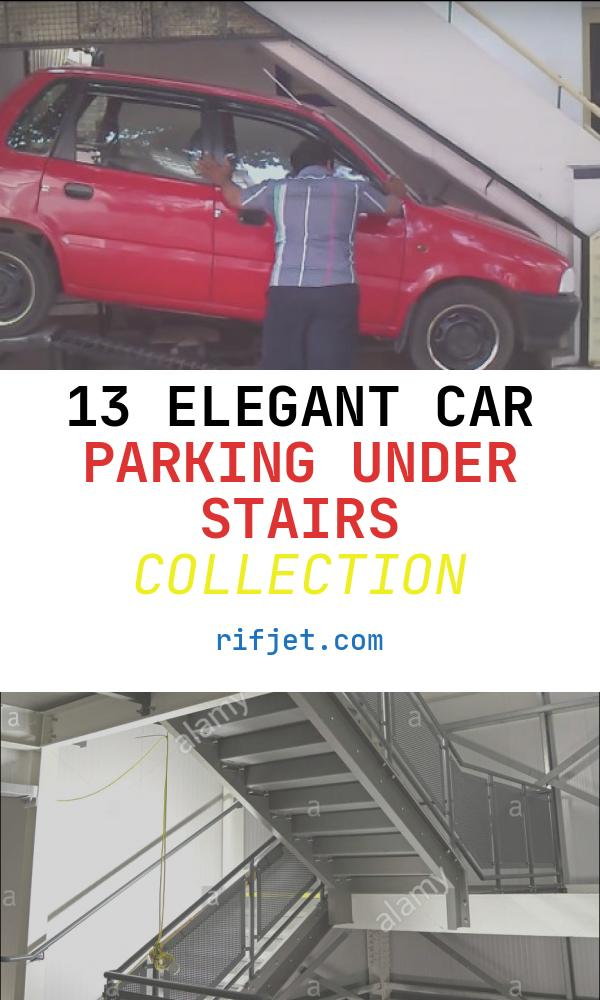 13 Elegant Car Parking Under Stairs Collection
