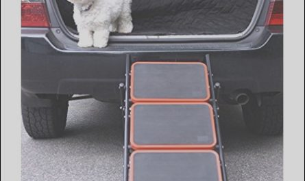 Car Stairs Pets Fresh Convertible Dog Stairs Pet Ramp for Cars & Suv S 2
