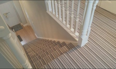 Carpets for Stairs and Landings Ideas Luxury Stripy Striped Stair Carpet and Landing In Preston In