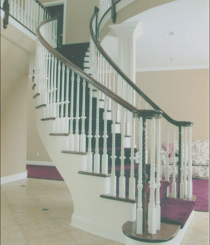 Contemporary Curved Stairs Fresh Flights Of Fancy Design Options for Your Custom Stairs