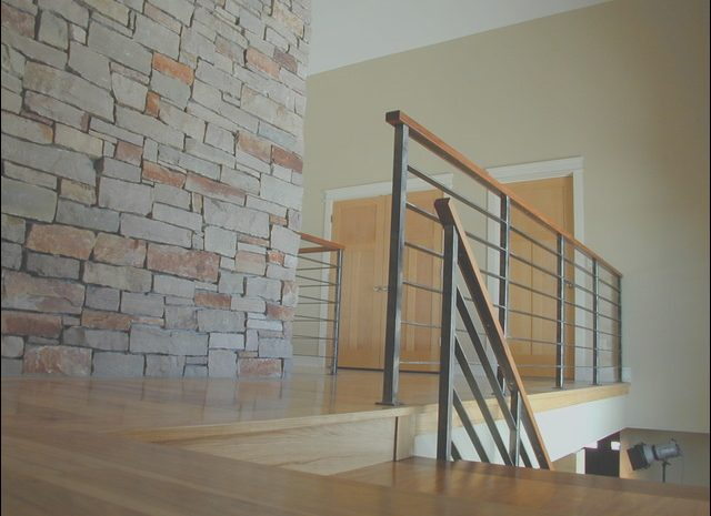 10 Unique Contemporary Indoor Railings for Stairs Photos