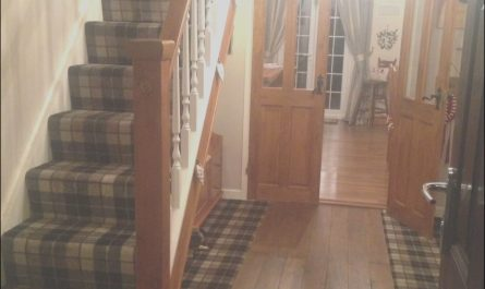 Cost Of Decorating Hall and Stairs Awesome Hallway Tartan Carpet