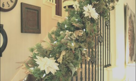 Decorate Staircase Railings Elegant 27 Christmas Staircase Decor Ideas that You Will Love