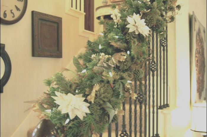 9 original Decorate Staircase Railings Image