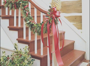 Decorate Stairs Christmas New Keeping the Christmas Spirit Alive 365 25 Ways to