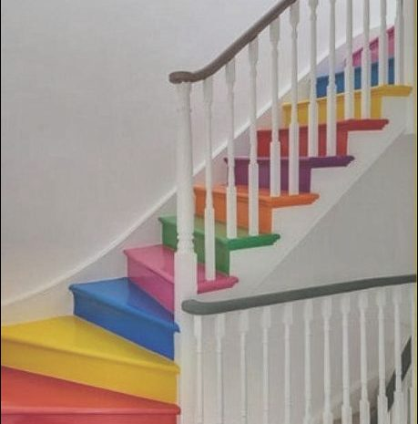10 Excellent Decorate Your Stairs Gallery