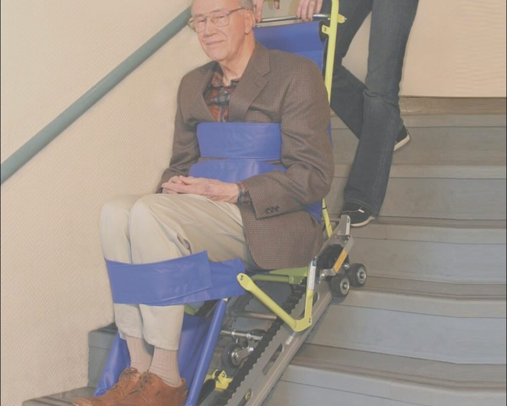 Disabled Chairs for Stairs New Evacu Trac Emergency Evacuation Chair