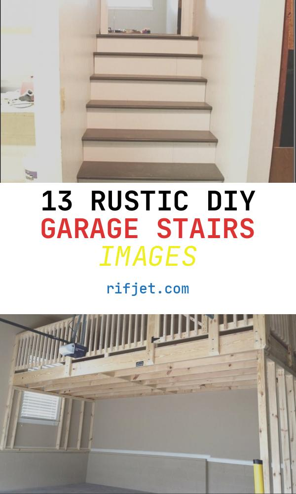 Diy Garage Stairs Unique Week 20 How to Install New Stair Treads