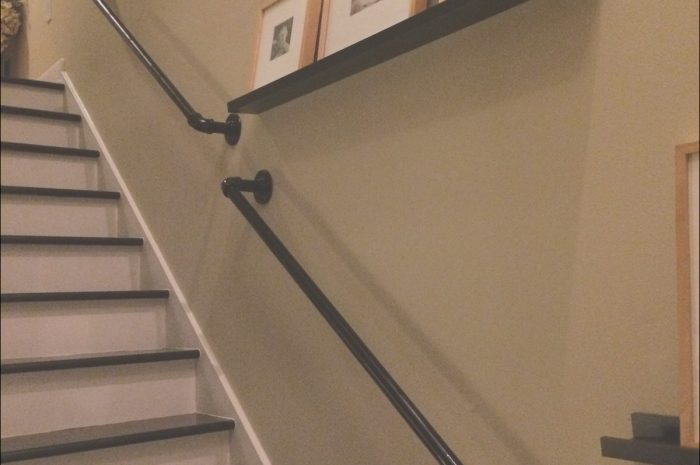 15 Detail Diy Handrails for Interior Stairs Photos