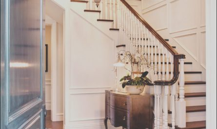 Entry Stairs Ideas Lovely Los Angeles Family Home with Transitional Interiors Home