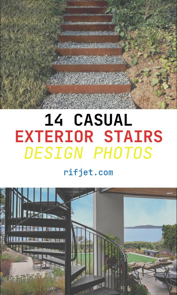 Exterior Stairs Design Lovely 40 Ideas Of How to Design Exterior Stairways