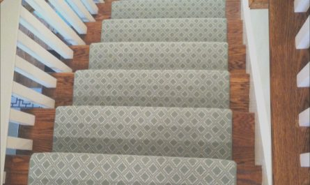 Few Sets Of Stairs Fresh This Carpet Was Fabricated at the Carpet Workroom and Was