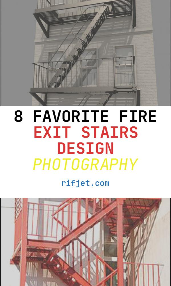 Fire Exit Stairs Design Best Of Straight Run Fire Exit Stair Alden Engineers