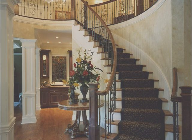 9 Extraordinay Foyer Stairs Decorating Ideas Pictures Photography